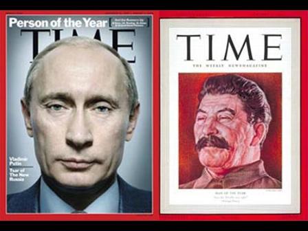 Putin reabilita o maior assassino do século XX