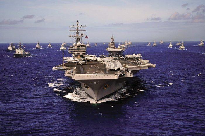 Diante da nova-URSS, Estados Unidos restauram a II Frota