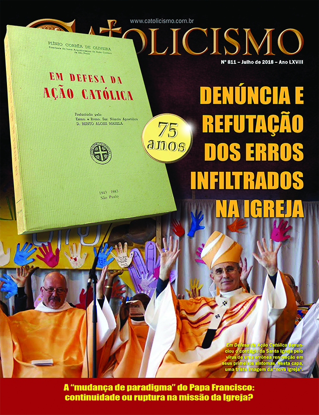 """""""Em Defesa da Ação Católica"""" — o livro bomba contra o progressismo"""