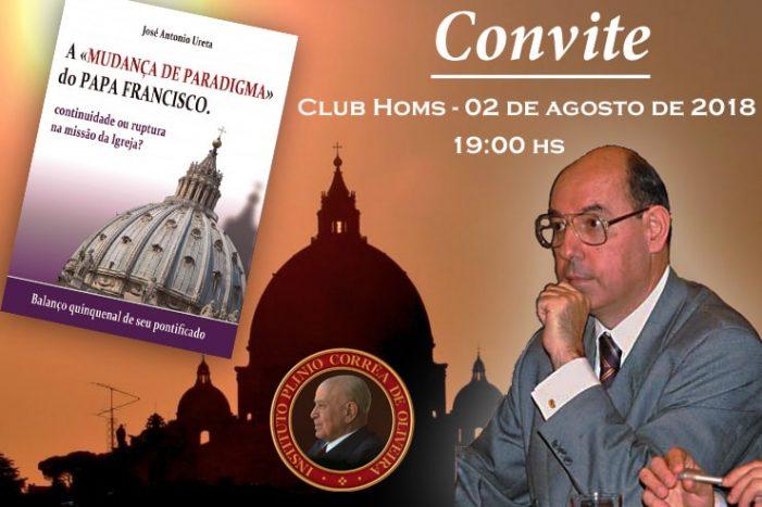"""A """"mudança de paradigma"""" do Papa Francisco"""