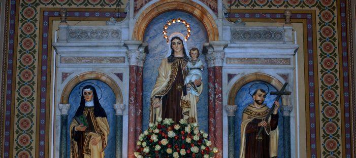 Festa de Nossa Senhora do Carmo — 16 de julho