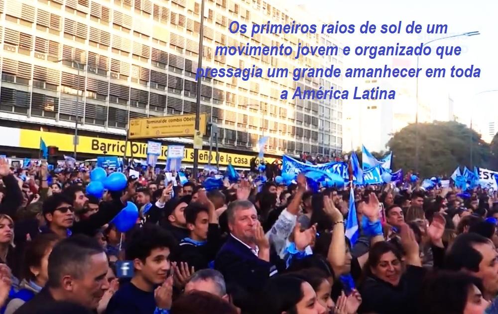 Argentinos comemoram a rejeição à prática do aborto no país