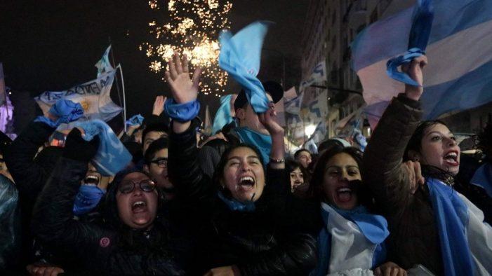 A Argentina católica rejeita o aborto, em defesa da família
