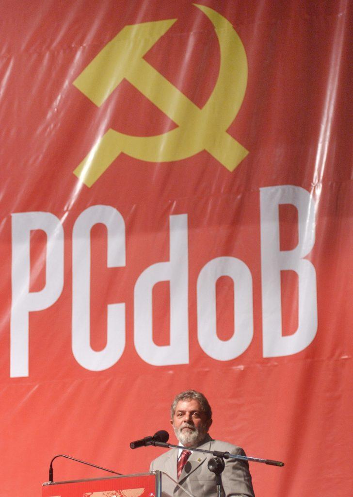 Comunismo com pt