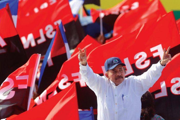 """A comunistização da Nicarágua pela """"esquerda católica"""""""