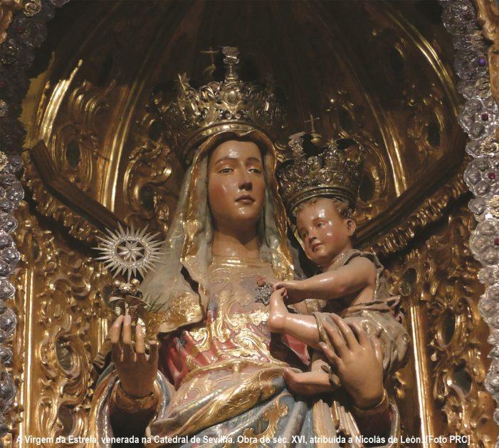 ESTRELA DO MAR, INVOCAÇÃO À VIRGEM MARIA