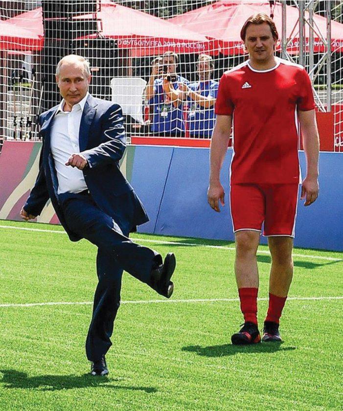Gemidos da miserabilidade russa