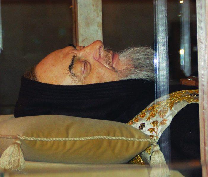 Cinquentenário do falecimento do Padre Pio de Pietrelcina