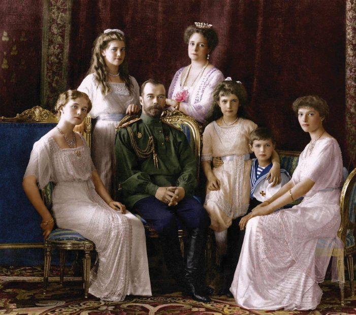 Massacre da família imperial russa—100 anos de um crime monstruoso