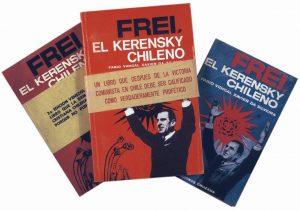 """As teses do livro """"Frei o Kerensky chileno"""" se mostraram proféticas, anos depois, com a chegada de Salvador Allende ao poder"""
