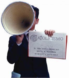 """Em outubro de 1970 Catolicismo difundiu em suas páginas o documento """"A TFP toma posição ante a vitória marxista no Chile"""