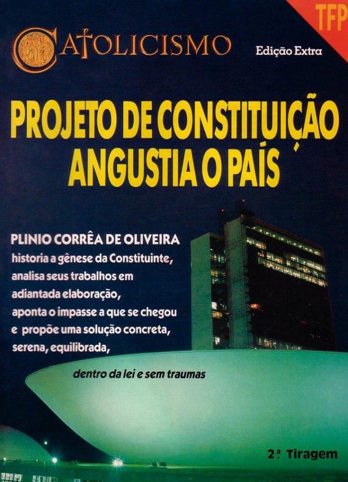 O Brasil arde como o Paço de São Cristóvão