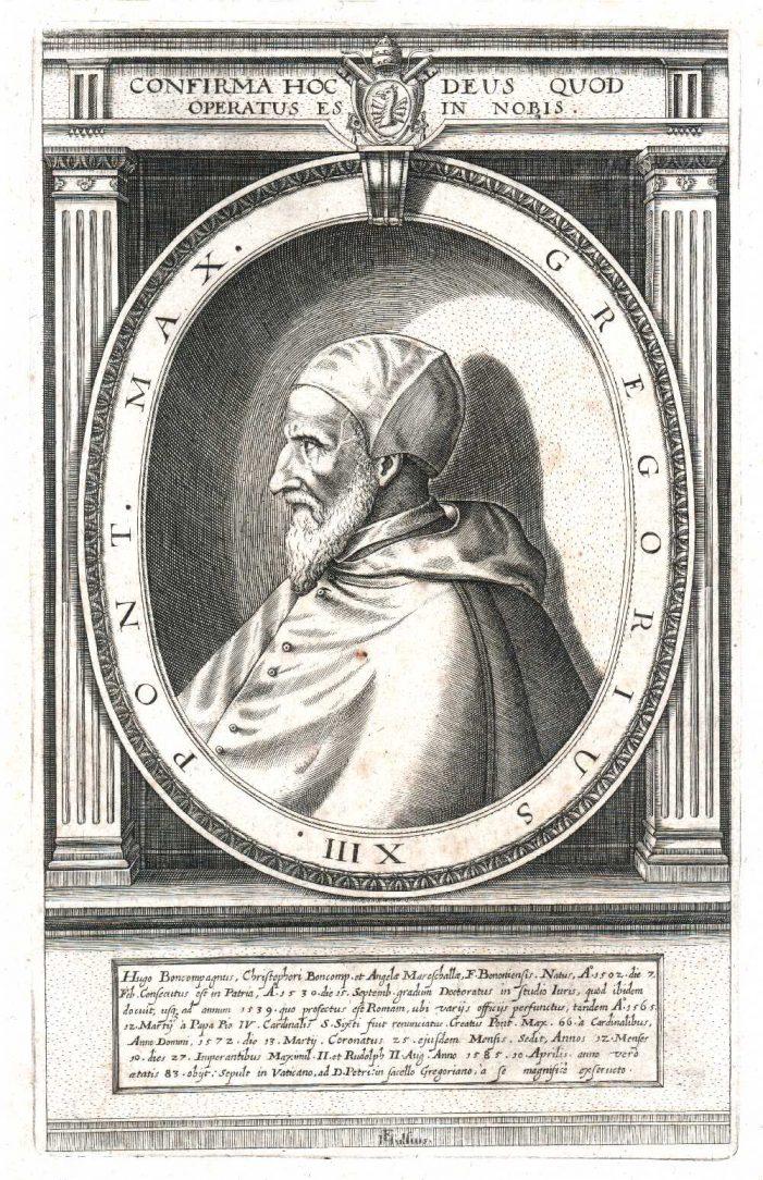 Como o Papa Gregório XIII elucidou e corrigiu o erro do calendário