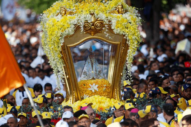 Festas Marianas Do Mês De Outubro Nossa Senhora Do: Nossa Senhora Do Círio De Nazaré