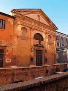 Igreja de São João decapitado, em Roma
