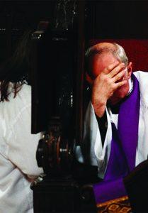 """Sacerdotes na Austrália """"dispostos a ir para a prisão"""" antes que violar o segredo de confi ssão."""