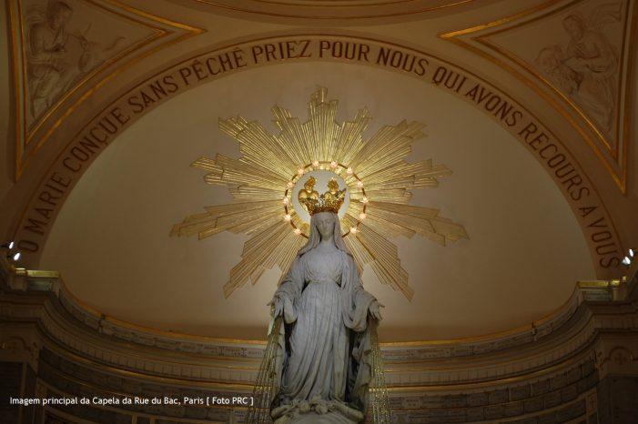 Lugar sagrado das aparições de Nossa Senhora das Graças