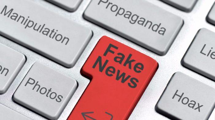 Fake news, uma arma sutil de manipulação