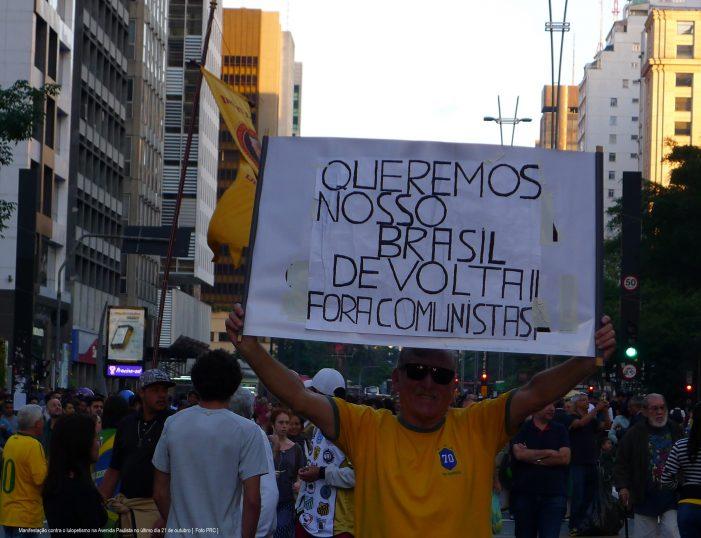O desafio da reconstrução do Brasil