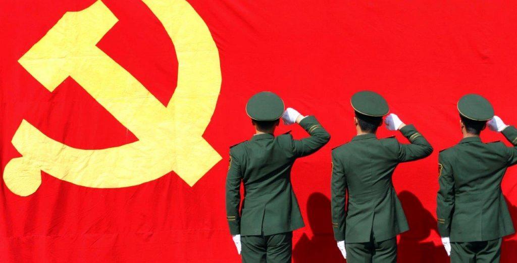 China espionagem