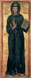 São Francisco de Assis, séc. XIII, autor desconhecido