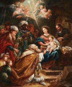A plenitude da graça de NatalA plenitude da graça de Natal