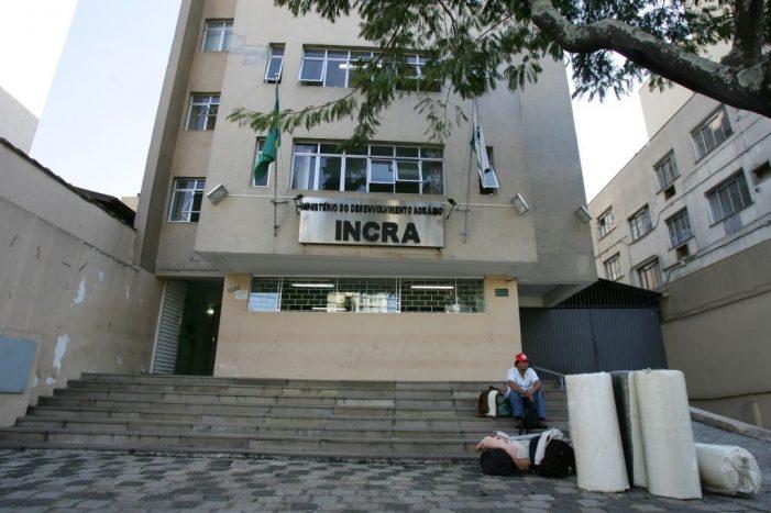 O INCRA precisa mudar de nome