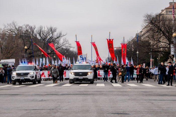 Washington – 46ª Marcha contra o aborto