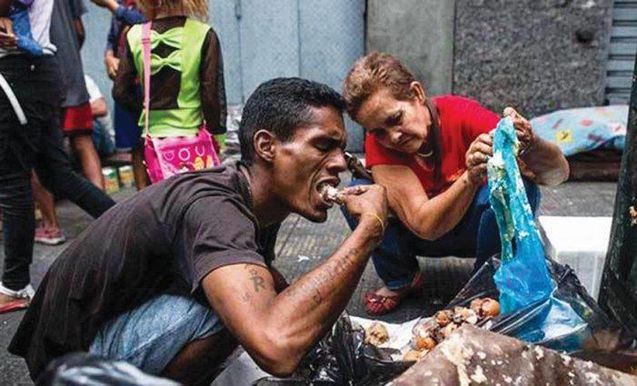 Venezuela, um campo de concentração