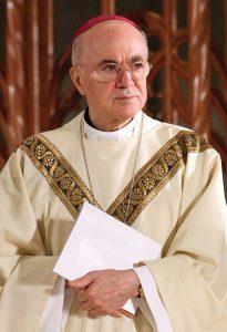 Arcebispo Carlo Maria Viganò