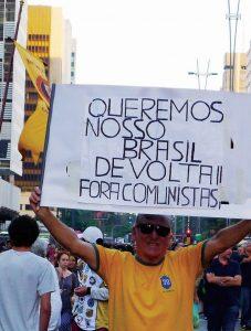 No final do ano passado, a América Latina  puxou a virada mundial no sentido conservador