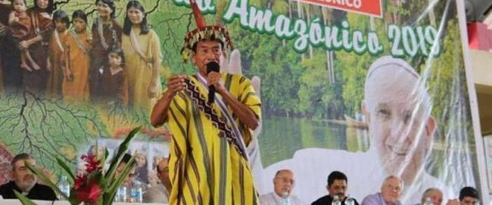 O Sínodo sobre a Amazônia e a soberania nacional