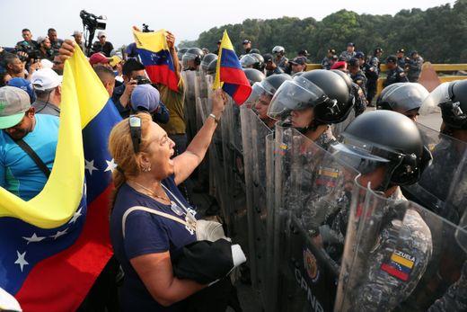 Memento pela Venezuela