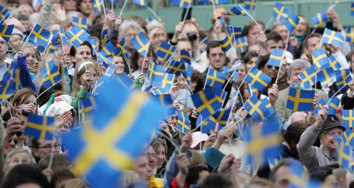 Consequências perniciosas do socialismo light na Suécia