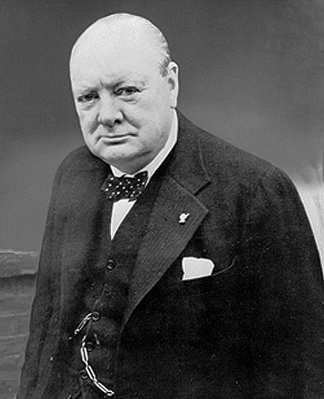 O socialismo segundo Churchill