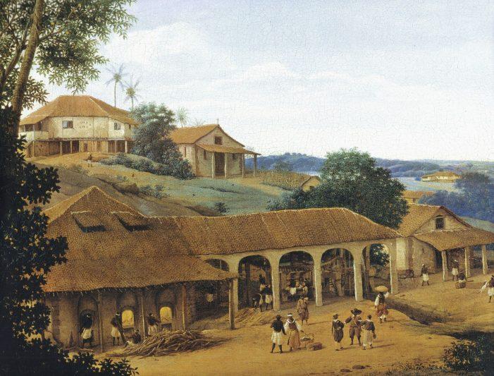 A formação das elites no Brasil colônia