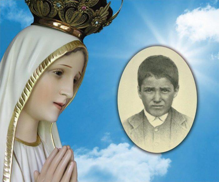 São Francisco de Fátima — Uma semente para o Reino de Maria