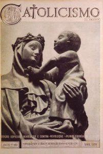 """Primeira edição da obra """"Revolução e Contra Revolução"""", publicada no """"Catolicismo"""" de abril/1959."""