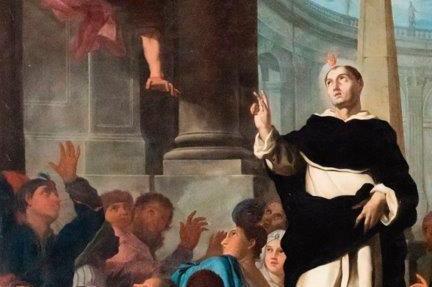 """São Vicente Ferrer — 600 anos da morte do """"Anjo do Apocalipse"""""""
