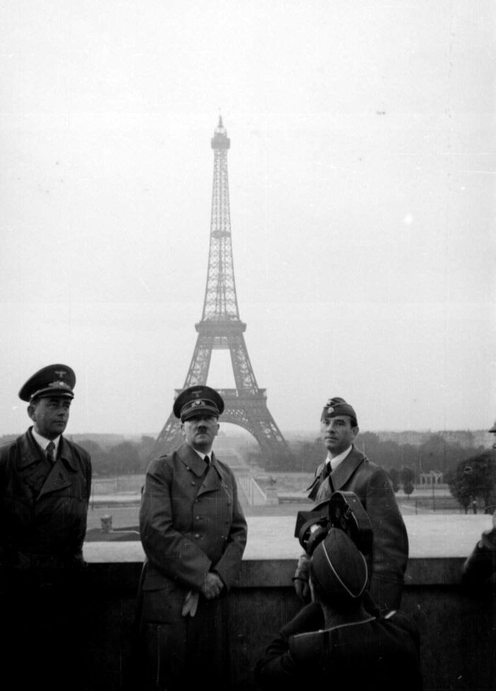 A tragédia de Paris