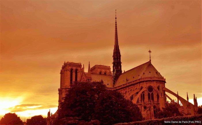 Notre Dame de Paris, um olhar, uma virtude
