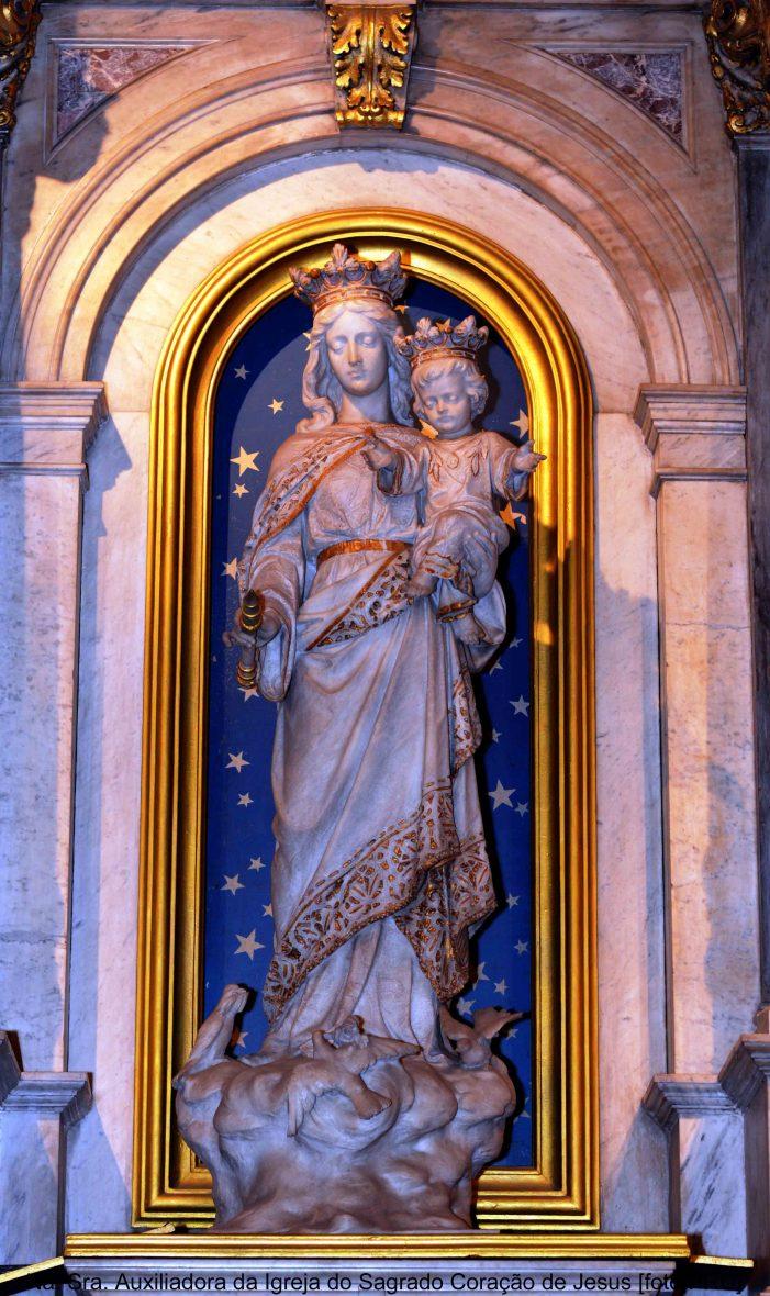 24 de maio — Celebração de Nossa Senhora Auxiliadora