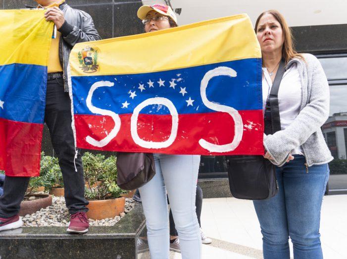 Pode a Venezuela estar sujeita a poderes infernais?