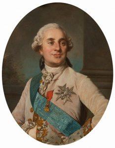 Luís XVI, rei de França, irmão de Mme. Elisabeth