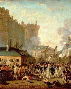 Queda da Bastilha, 14 de julho de 1789