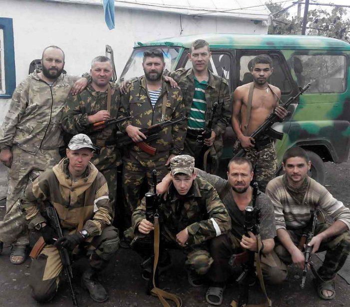 Milícia russa na América do Sul