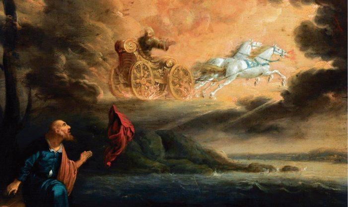Santo Elias, o profeta de fogo