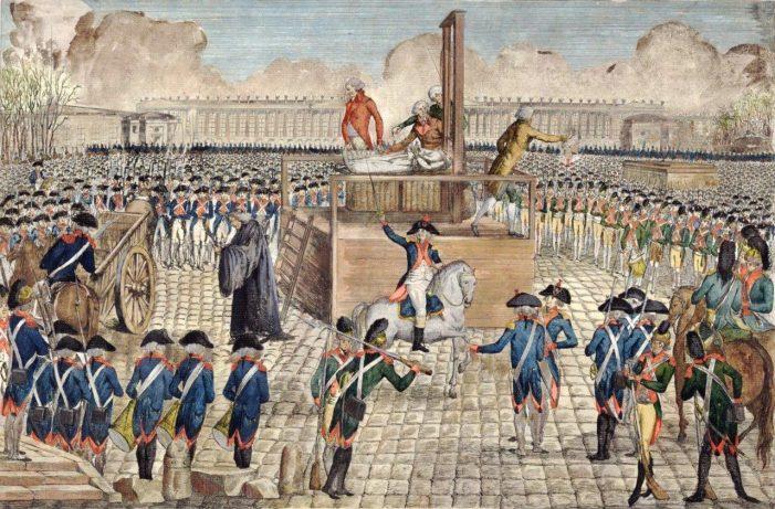 Revolução Francesa – 230 anos depois