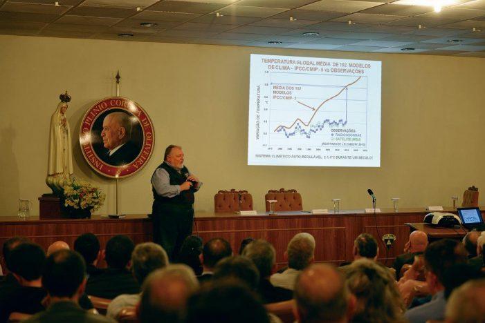 Molion fez crítica científica da encíclica que antecipa as conclusões do Sínodo Pan-amazônico