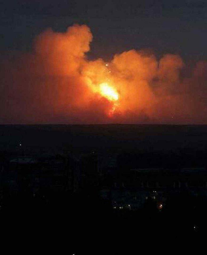 Rússia: Míssil nuclear explode em base e se teme novo Chernobyl